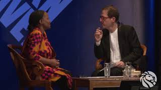 Download Edwidge Danticat with Paul Holdengräber: The Art of Immigration   LIVE from the NYPL Video