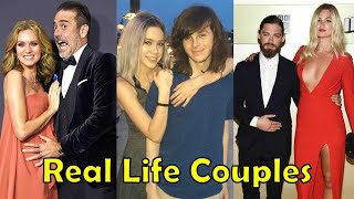 Download Real Life Couples Of The Walking Dead Video
