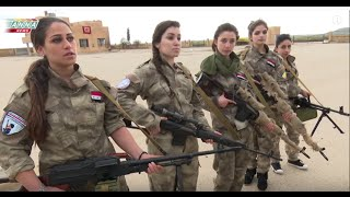 Download Syrian Christian girls defend their town from Western backed ″moderate rebels″ Video