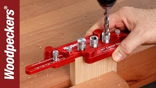 Download Woodpeckers MT Doweling Jig (Retired OneTIME Tool®) Video