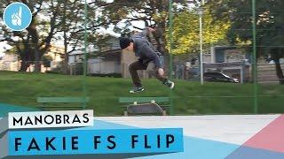 Download Como mandar Fakie FS Flip | sobreskate Video