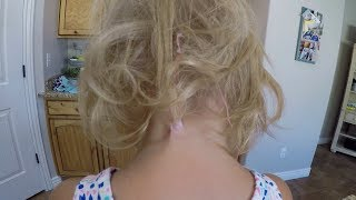 Download 🤔 HOW TO GET GUM OUT OF A TODDLER'S HAIR WITHOUT CUTTING IT 💇 Video