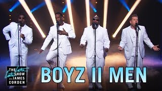 Download End of the Show w/ Boyz II Men Video