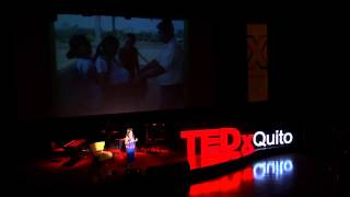 Download Leaving a mark on the communities of the Ecuadorian Amazon: Narcisa Mashienta at TEDxQuito Video