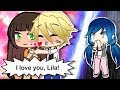 Download MIRACULOUS LADYBUG AND CHAT NOIR GACHAVERSE SERIES -SIGNS OF ADRIEN's CRUSH PART11- GACHA LIFE Video
