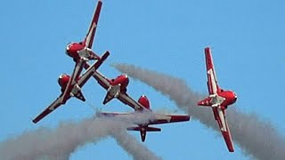 Download Canadian Snowbirds at Oshkosh - 30 July 2016 Video