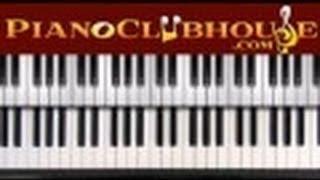 Download ♫ Left Hand tutorial for ″D flat″ - Gospel Praise & Worship (PART 2) ♫ Video