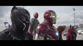 Download Spiderman Fight & More Scene- HD Civil War (Blue Ray) Video