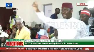 Download Supplementary Election: Rowdy Session In Kano Collation Centre Video