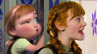 Download Do You Want To Build a Snowman - Frozen In Real Life - REMASTERED Video