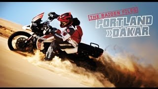 Download The Raiden Files - Portland to Dakar - A Riding Movie Video