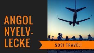Download Angol nyelvtanfolyam újrakezdőknek: At the airport - hasznos párbeszédek röviden Video