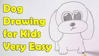 Download How to draw a dog for kids Video