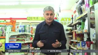 Download South Korea moving towards cashless society Video