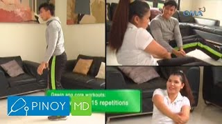 Download Pinoy MD: How to lose belly fat Video