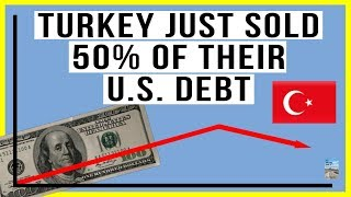 Download 🇹🇷 Turkey Just SOLD 50% of Its U.S. Debt! But Who Is Buying? Video