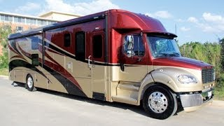 Download Exterior Tour of Renegade Explorer Bunk Model from IWS Motor Coaches Video