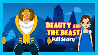 Download Beauty And The Beast (2016-17) Fairy Tales For Kids In English - Full Story Video