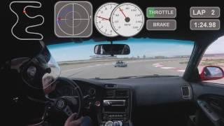 Download V6 MR2 Lapping Utah Motorsports Campus West Track Video
