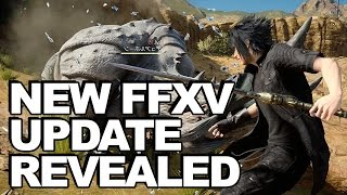 Download New Final Fantasy 15 Update (1.09) Revealed: Timed Quests Return + ″Stable Mode″ For PS4 Pro Video