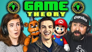 Download ADULTS REACT TO GAME THEORY (MatPat) Video