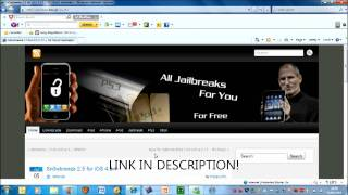 Download [2011]EASY Untethered Sn0wbreeze 4.3.2/4.3.1 Jailbreak all APPLE devices! Video