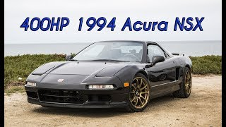 Download Why I Love This 400HP 1994 Acura NSX Video