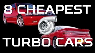 Download 8 Cheapest Turbo Cars Video
