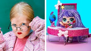 Download 12 DIY Materiais Escolares e Artesanatos De LOL Surprise Video