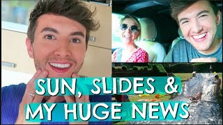 Download SUN, SLIDES & HUGE NEWS!! Video