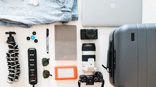 Download WHAT'S IN MY TRAVEL BAG | Carry-On & Camera Equipment Video