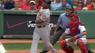 Download SF@BOS: Barry Bonds homers at Fenway Video