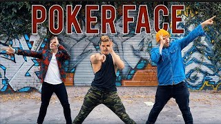 Download Poker Face - Lady Gaga   Caleb Marshall   Dance Workout Video