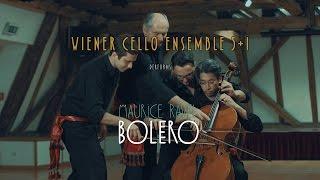 Download Wiener Cello Ensemble 5+1: Bolero Video