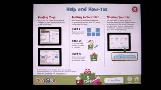 Download Toys R Us FREE iPad App Review - CrazyMikesapps Video
