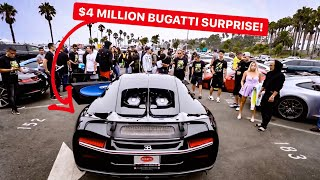 Download HE BROUGHT A $4 MILLION BUGATTI TO MY RALLY! *MEMBERS ONLY RALLY* Video
