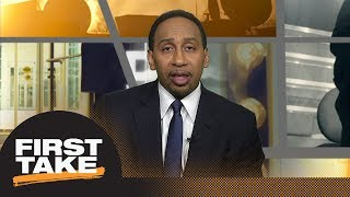 Download Stephen A. Smith: No way in hell LeBron James stays with Cavaliers next season | First Take | ESPN Video