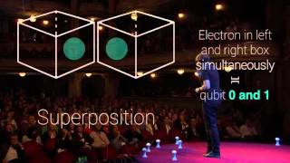 Download Can we make quantum technology work? | Leo Kouwenhoven | TEDxAmsterdam Video