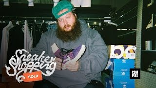 Download Action Bronson Goes Sneaker Shopping With Complex Video