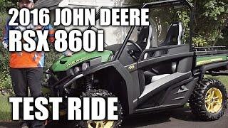 Download 2016 John Deere Gator RSX 860i Video
