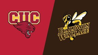 Download NCAA Regional Game 7: CUC vs. Baldwin Wallace Video