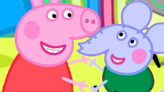 Download Peppa Pig Official Channel | Peppa Pig and Edmond Elephant's Fruit Song! Video