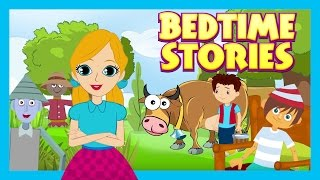 Download Bedtime Stories - Pinocchio, Jack and The Beanstalk and The Wizard Of OZ || Storytelling Video