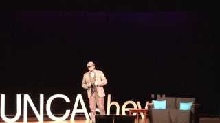 Download Student veteran awareness: Christopher Webb at TEDxUNCAsheville Video