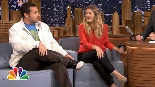 Download Drew Barrymore Gets a Surprise Call from Adam Sandler Video
