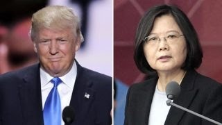 Download Fallout over Trumps phone call with Taiwanese president Video