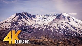 Download Mt. St. Helens - 4K Nature Documentary Film - 1.5 HRS Video