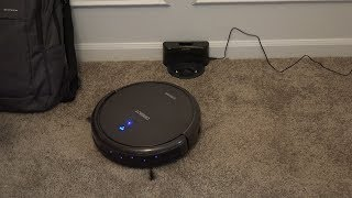 Download ECOVACS DEEBOT N79S Robot Vacuum Cleaner with Max Power Suction (Self-Charging) Video