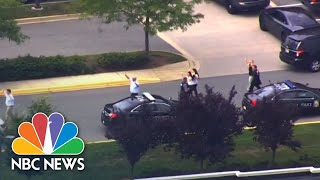 Download Shooting Reported At Capital Gazette Newspaper In Maryland | NBC News Video