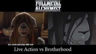 Download Fullmetal Alchemist Live Action Comparison Video